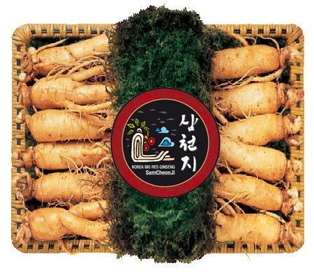 Sâm tươi Hàn Quốc loại 12 củ 1kg chính hãng tốt hảo hạng