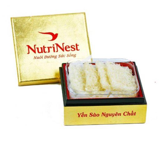 Tổ Yến Sào Tinh Chế Sợi (20g) Nutri Nest