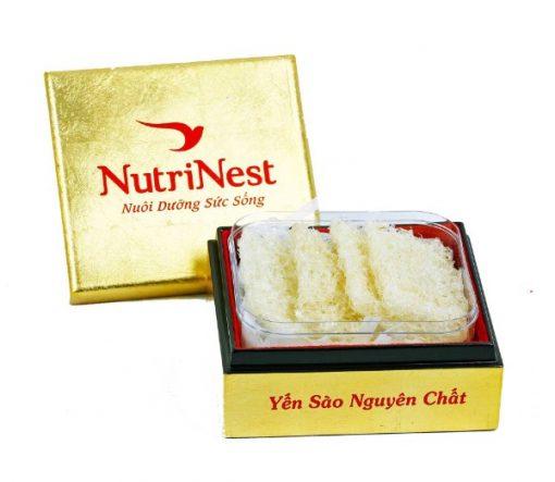 Tổ Yến Sào Tinh Chế Sợi 50g, Tổ yến xào Nutri Nest
