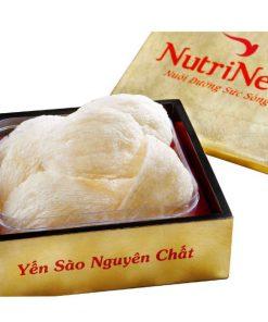 Tổ Yến Sào Tinh Chế, Tổ Yến Rút Lông Nguyên Tổ Nutri Nest (50g)