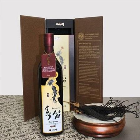 Tinh chất hắc sâm nước Danurim Hàn Quốc loại chai 700ml chính hãng
