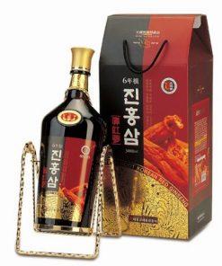 Tinh chất hồng sâm Hàn Quốc Ginseng Korea, nước cốt hồng sâm loại 3.000 ml thượng hạng