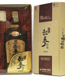 Tinh chất hồng sâm Hàn Quốc Korinsam Six Years Red Ginseng loại 700ml thượng hạng