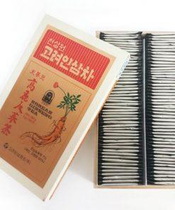Trà Cao hồng sâm Hàn Quốc Red Ginseng Extract Tea 300g cao cấp