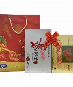 Trà hồng sâm Daedong Hàn Quốc chính hãng 50 gói