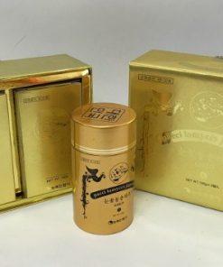 Viên đông trùng hạ thảo Hanil Hàn Quốc hộp vàng 2 lọ x 100 chính hãng