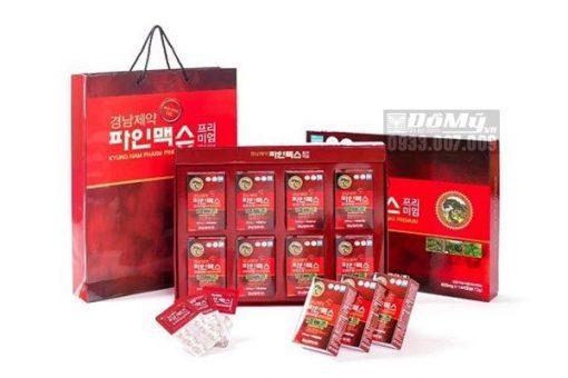 Viên tinh dầu thông đỏ Kyungnam Hàn Quốc chất lượng chính hãng loại 500mg x 144 viên