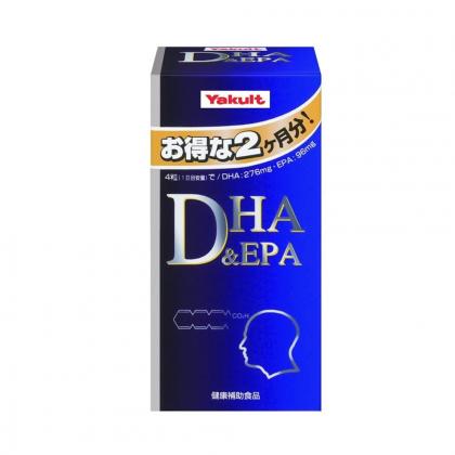 Viên uống DHA & EPA Yakult Currently, Viên uống bổ não