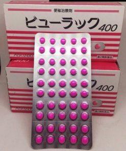 Viên uống nhuận tràng Kokando Byurakku 400 viên