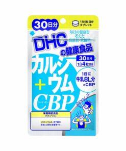 Viên xương khớp Calcium & CBP DHC Nhật Bản 120 viên chính hãng