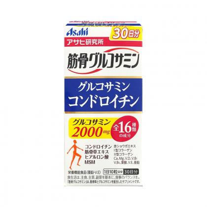 Viên xương khớp Glucosamine Chondroitin Asahi Nhật Bản 2000mg 300 viên chính hãng