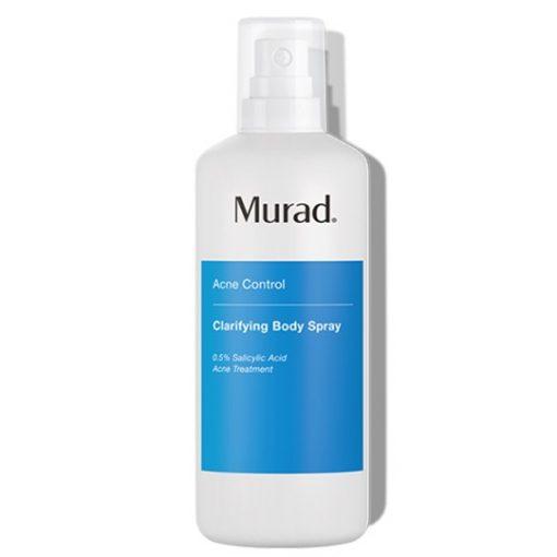 Chai xịt chống mụn Clarifying Body Spray Murad chính hãng