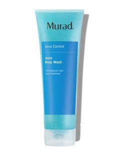 Gel tắm trị mụn & Tẩy tế bào chết Murad ACNE BODY WASH