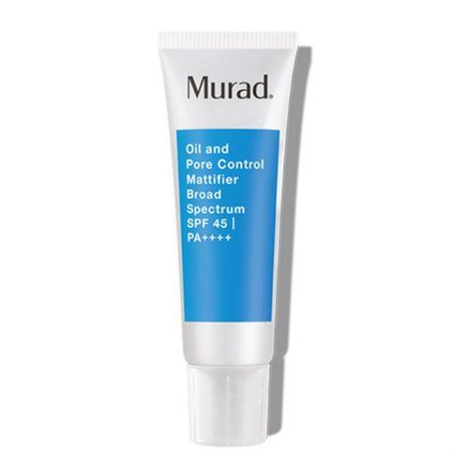 Kem Chống nắng Murad dưỡng kèm dầu OIL AND PORE CONTROL MATTIFIER BROAD