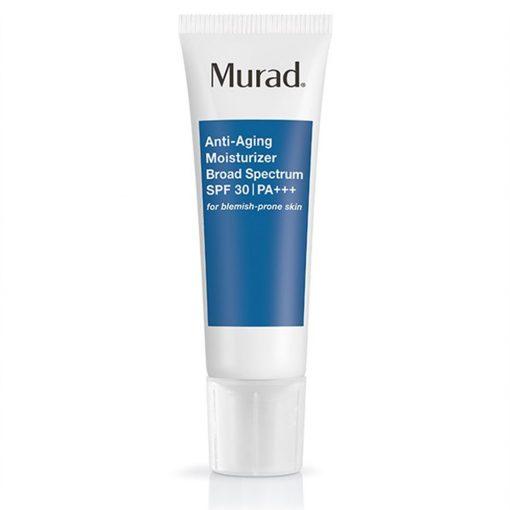 Kem chống nắng cho da mụn lão hóa Murad Anti-Aging Moisturizer Broad Spectrum SPF 30 Pa