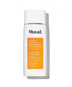 Kem chống nắng khoáng chất 5 tác động Murad City Skin Age Defense Broad Spectrum SPF 50 PA++++