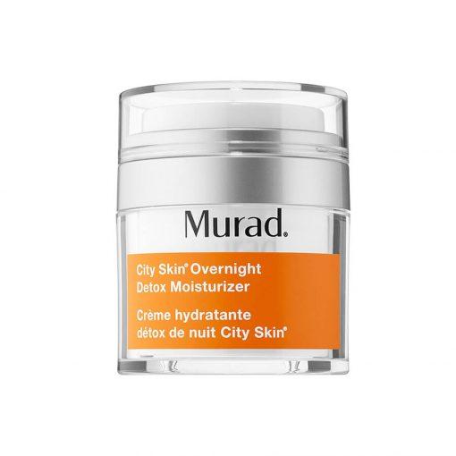 Kem thải độc da ban đêm Murad City Skin Overnight Detox Moisturizer