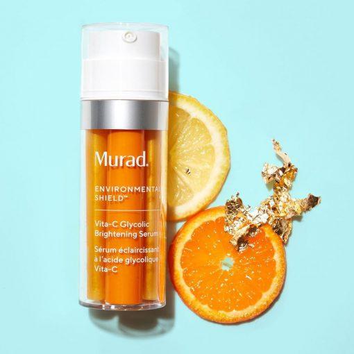 Serum trắng da dưỡng da Murad Vita-C Glycolic Brightening