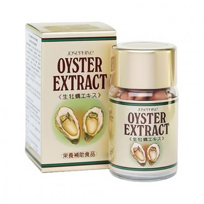 Tinh dầu hàu tăng cường sinh lực nam Josephine Oyster Extract Nhật Bản 90 viên chính hãng