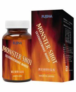 Viên tăng cường sinh lý nam Fujina Monster Shot 150 viên