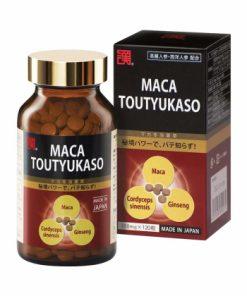 Viên uống sinh lý Shin Nihon Maca Toutyukaso Nhật Bản 120 viên chính hãng