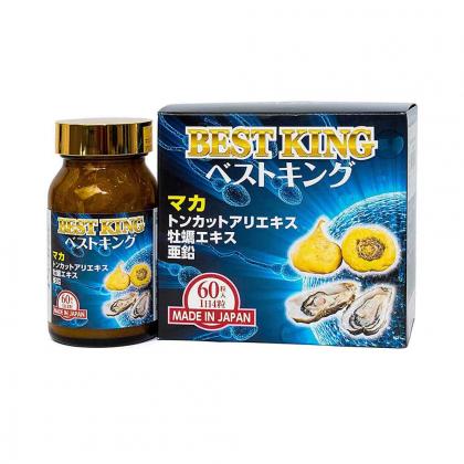 Viên uống tăng cường sinh lý nam JpanWell Best King Nhật Bản