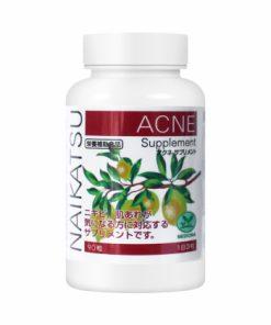 Viên uống trị mụn Naikatsu Acne Supplement Nhật Bản 90 viên