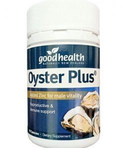 Hàu Oyster Plus, Viên uống hàu Oyster Plus Goodhealth
