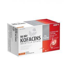 Viên uống KOFACINS hỗ trợ điều trị dạ dày