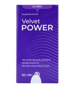 Viên uống Velvet Power hỗ trợ điều trị sinh lý yếu