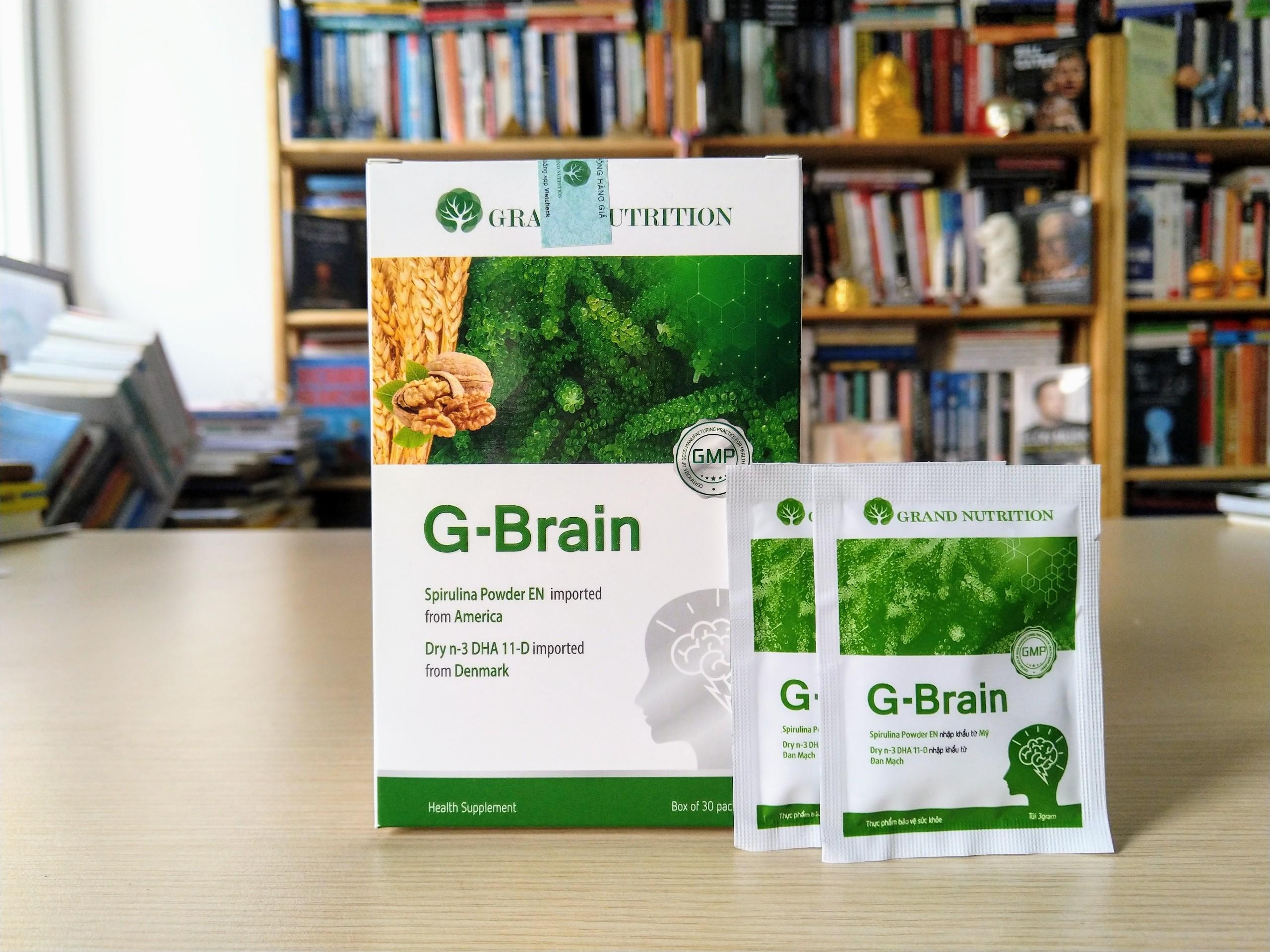cốm g brain