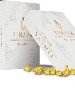 Finava, Viên tinh chất trắng da mờ nàm Finava