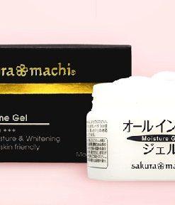 Kem dưỡng ẩm SAKURA MACHI Nhật Bản chính hãng