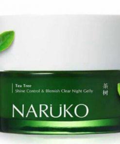 Mặt Nạ Ngủ Naruko Tea Tree Shine 80 Gr chính hãng tốt