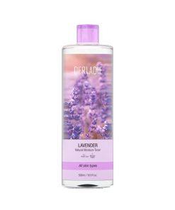 Nước Hoa Hồng Kiềm Dầu Ngừa Mụn Derladie Lavender