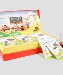Hồng sâm trẻ em Daedong Korea Ginseng cho bé 6-13 tuổi