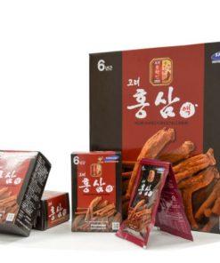 Nước hồng sâm 6 năm tuổi Pocheon Hàn Quốc chính Hãng