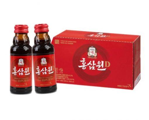 Nước hồng sâm Won KGC Cheong Kwan Jang Hàn Quốc chính hãng