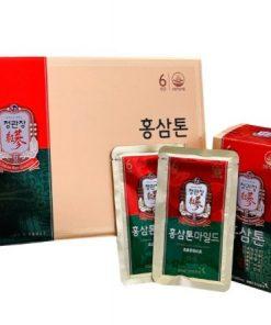 Nước hồng sâm pha sẵn dạng gói KGC Cheong Kwan Jang Tonic Origin