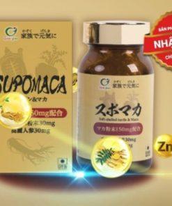 SUPOMACA, Viên sinh lý SUPOMACA Nhật Bản chính hãng